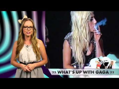 What's Up With Gaga? - Admits Weight Gain, Rapping New
