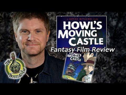 'Howl's Moving Castle' - Fantasy Film Review