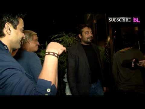 Bollywood stars attend Richa Chadda's birthday p