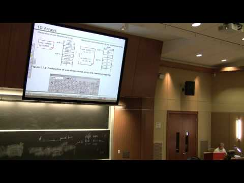 Embedded Systems Course (V2) - Lecture 5:  C Programming Language Review - Part 2