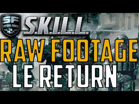 SKILL Special Force 2: Return of the RAW Footages (видео)