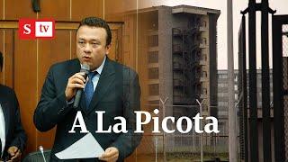 Senador Eduardo Pulgar fue trasladado a La Picota en Bogotá
