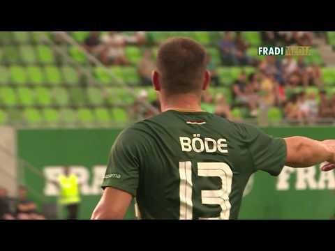 Böde Dani interjú a Haladás legyőzése után