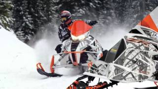 5. Arctic Cat 2017 ZR Limited Ride Package