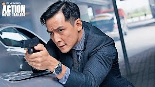 SKY ON FIRE 冲天火 | Official Trailer - Ringo Lam Action Movie [HD]