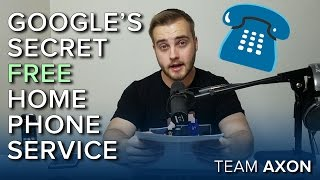 Video STOP PAYING FOR YOUR HOME PHONE – Let Google do it for Free! MP3, 3GP, MP4, WEBM, AVI, FLV Desember 2018