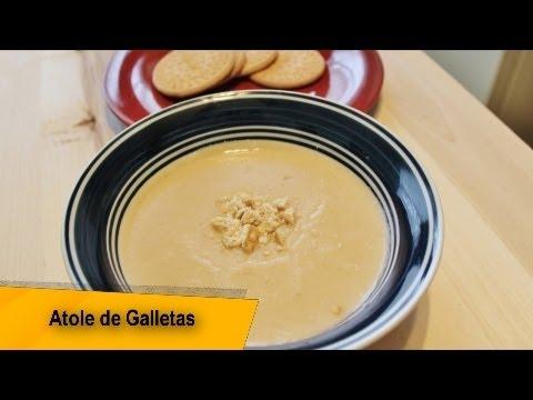 ATOLE DE GALLETAS