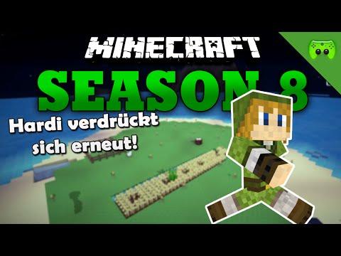 HARDI VERDRÜCKT SICH ERNEUT «» Minecraft Season 8 # 255 | HD