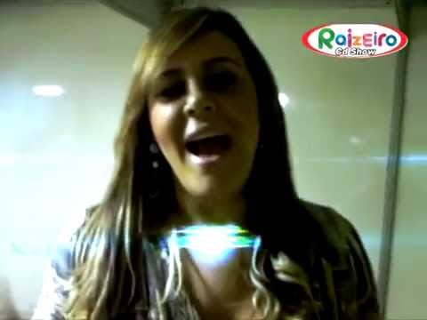 Farra de Barão  Ana Goveia em Canhoba SE    Ex  Calcinha Preta manda alô para o Raizeiro CD Show Lá