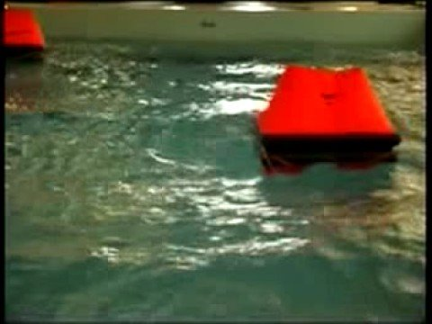 Video – PBO liferaft test