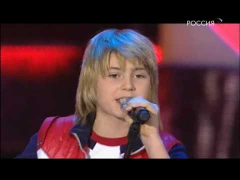 Robin Packalen - The Final Countdown (New Wave Junior Song Competition) tekijä: AmberCorporation