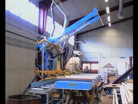 Timber Cutting Saw | Randek SP720