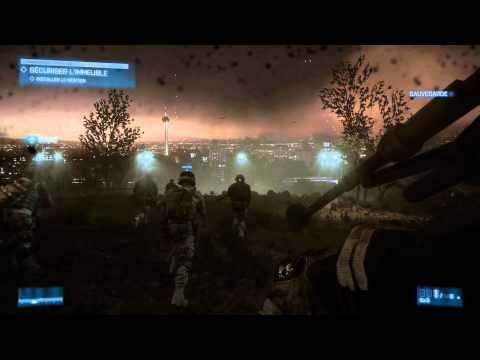 Vidéo : BattleField 3 - Walkthrough sur PC - Partie 8
