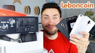 Video Je deviens vendeur LEBONCOIN ! (Objets High-tech à vendre) MP3, 3GP, MP4, WEBM, AVI, FLV Agustus 2017