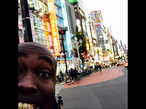 Top Billing meets an SA Jazz Singer in Japan