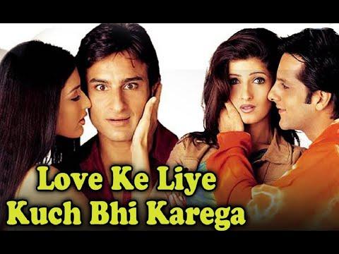 Love Ke Liye Kuch Bhi Karega (HD) Hindi Full Movie - Saif Ali Khan, Sonali Bendre - With Eng Subs