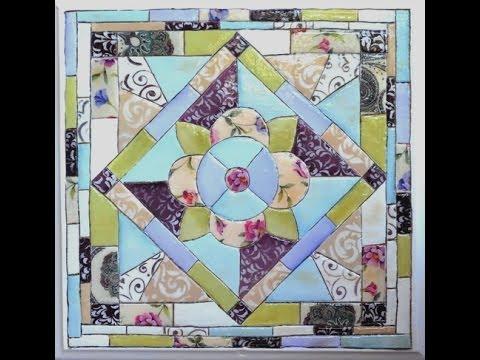Dremel - Renovar una mesa - Imitacion mosaicos