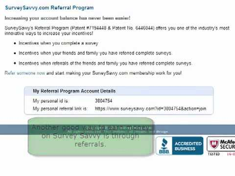 Best way to make money online:Survey Savvy