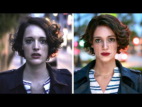 Fleabag Makeup Transformation - Cosplay Tutorial