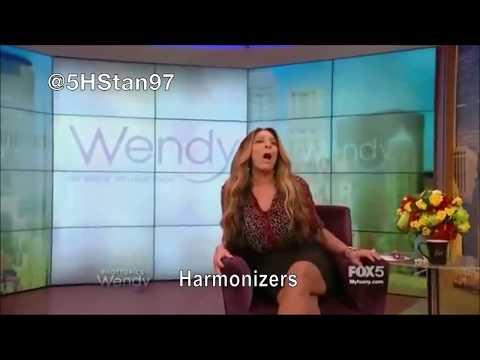 Harmonizers be like....