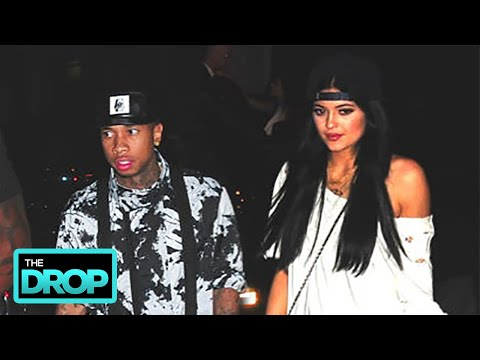 Tyga & Kylie Jenner Dating + Iron Man 4 - The Drop Presented by ADD