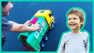 Recycling with Axel