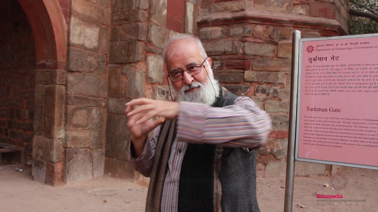 Shahjahanabad Architecture Walk with Sohail Hashmi