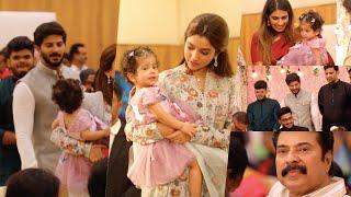 Video ദുൽഖറിന്റെ മാലാഖ മറിയം പൊതുവേദിയിൽ തിളങ്ങി !! Dulquer Salmaan Daughter Mariyam At Wedding Event MP3, 3GP, MP4, WEBM, AVI, FLV Maret 2019