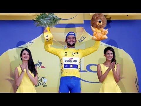 Tour de France: Gaviria auf 1. Etappe Erster, Kittel Dritter