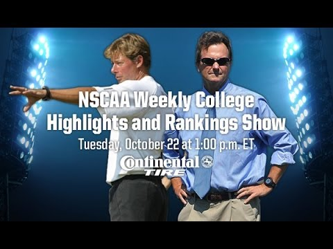 NSCAATV College Highlights and Review Show - October 22, 2013