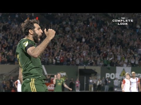 Video: The Complete Look | Diego Valeri scores on the break