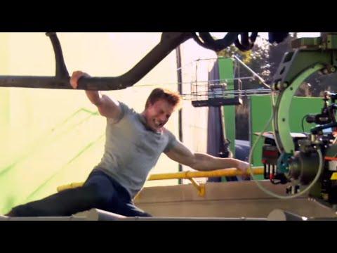 A Look Inside Captain America: Civil War