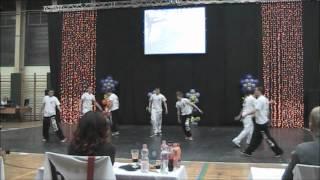 Veszprem Hungary  City pictures : Hungarian Street JumperZ Performance In Veszprém, Hungary 2012. 03. 10. | [HD]