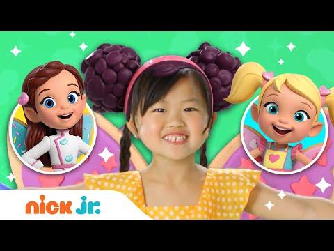 Play Dress Up w/ Butterbean's Cafe! 👗 | Junior Dress Up Ep.9  | Nick Jr.
