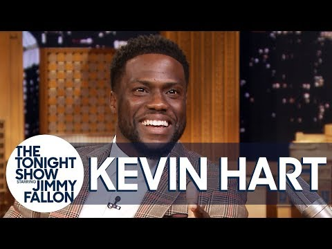 Kevin Hart Shows Off His Jerry Seinfeld Impression