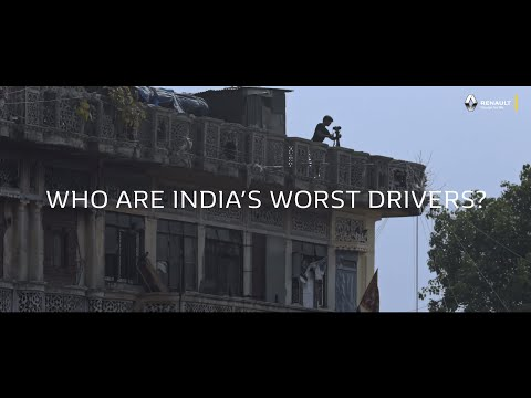 Renault-Who Are India's Worst Drivers?
