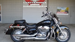 7. 2014 Shadow Aero 750 For Sale - Honda of Chattanooga / Accessories Installed VT750CE
