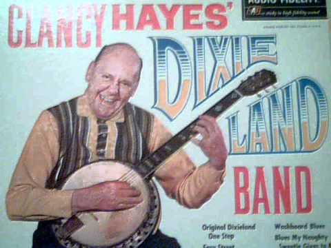 Clancy Hayes Original Dixieland One Stepp online metal music video by CLANCY HAYES