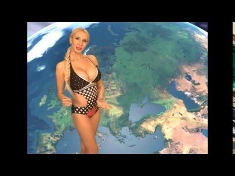Жесть: РАЗДЕЛАСЬ! Лариса Сладкова. Прогноз погоды в Челябинске. 24 марта.