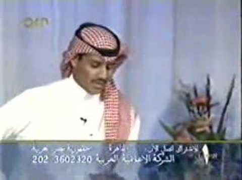 Khaled Abdulrahman خالد عبدالرحمن - قصيده حزينه جداً