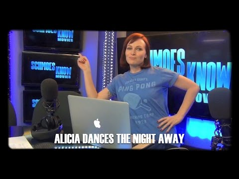 Alicia Dances the Night Away (Behind-the-Scenes)