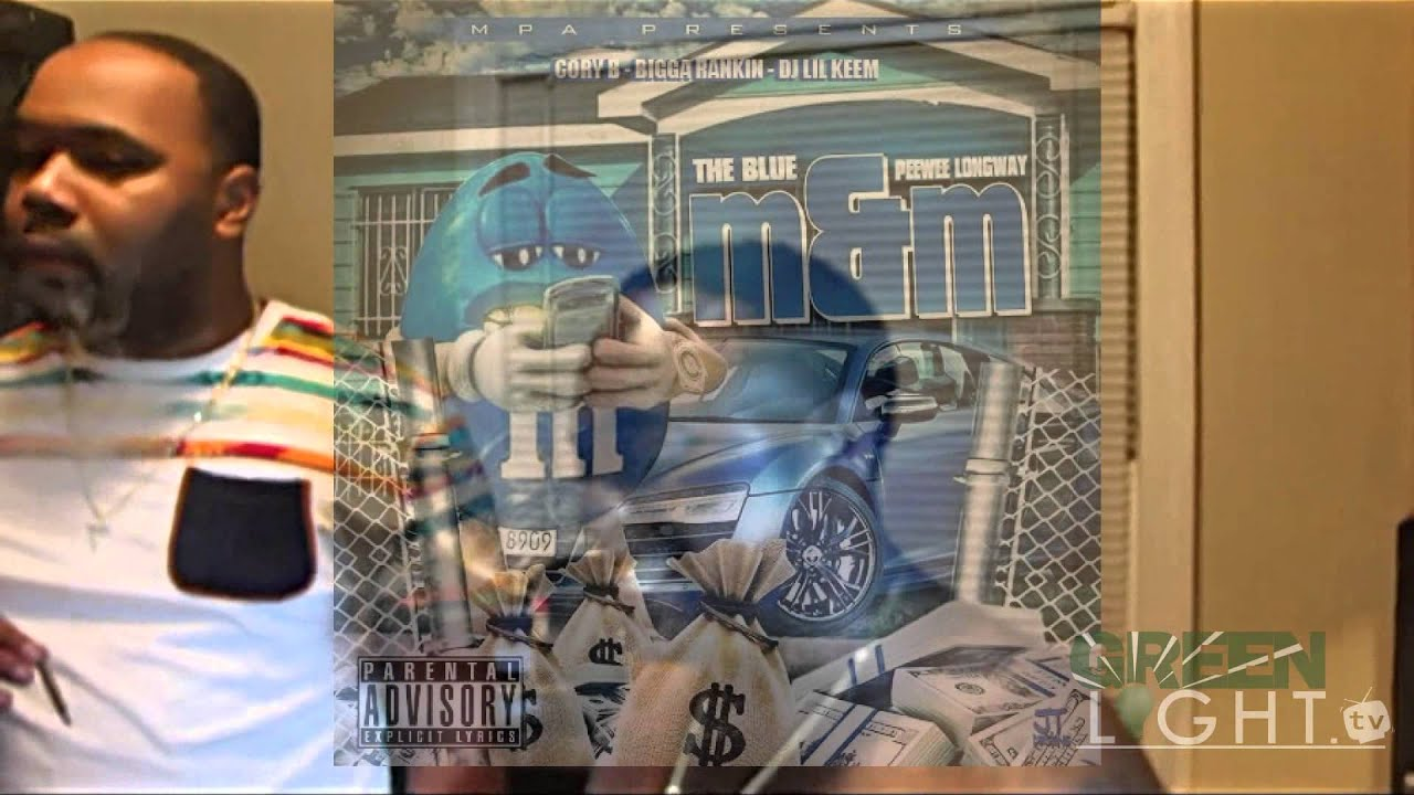 "@PeeweeLongway x MPAThe – ""Blue M & M"" Mixtape Release"