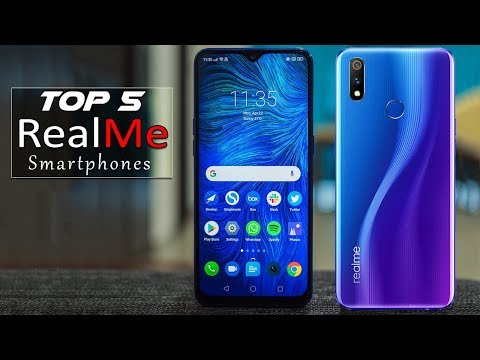 Top 5 Best Realme Mobile Phones 2019 | You Should Buy!