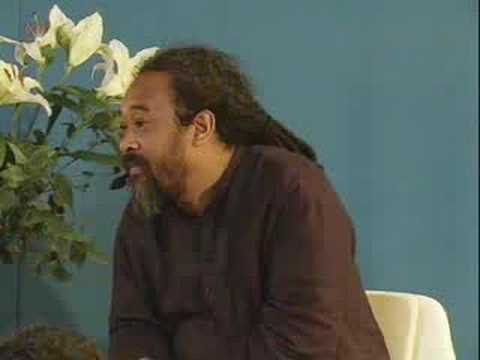 Mooji – How to get over your troubles…