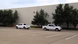 2013 Ford F-150 vs. 2013 Toyota Tundra in Dallas