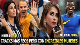 Video MIRA LOS CRACKS MAS FEOS DEL MUNDIAL CON LAS MUJERES MAS HERMOSAS, LA 2 TE SORPRENDERÁ MP3, 3GP, MP4, WEBM, AVI, FLV Juli 2018