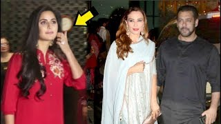 Video Katrina Kaif JEALOUS After Salman Khan & GF Iulia Vantur Come TOGETHER @ Arpita Khan's Ganpati MP3, 3GP, MP4, WEBM, AVI, FLV Januari 2019