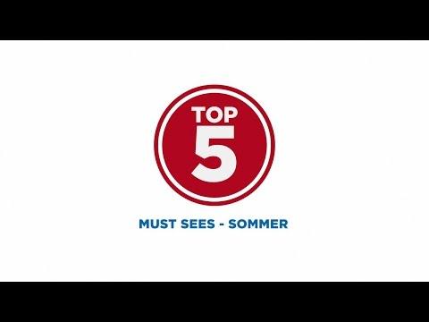 TOP 5 Sommer im Ötztal