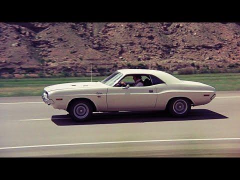 Vanishing Point (1971) - Dodge Challenger vs. Jaguar