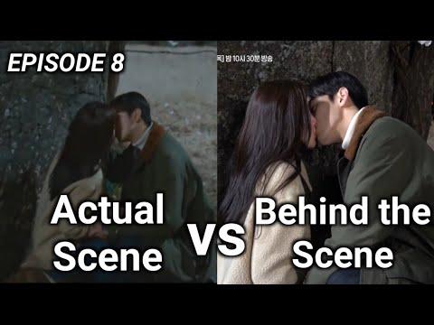 True Beauty Ep 8 Behind the Scene vs Actual Scene